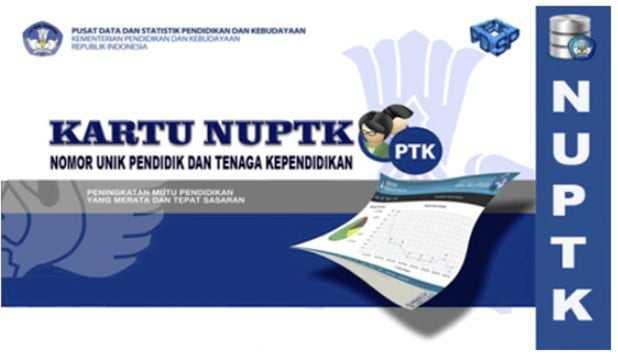 Cara Cetak Kartu NUPTK Melalui Aplikasi (Download)