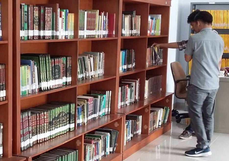 perpustakaan kampus