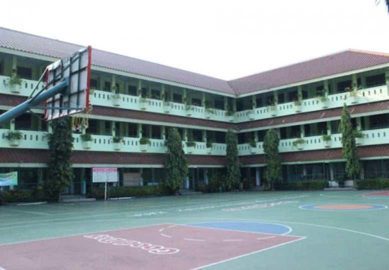 gambar lingkungan sekolah