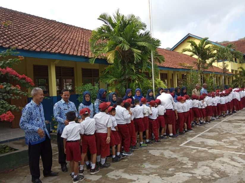 peraturan sekolah dasar