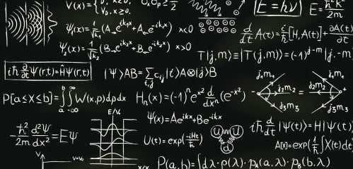 mekanika kuantum atom