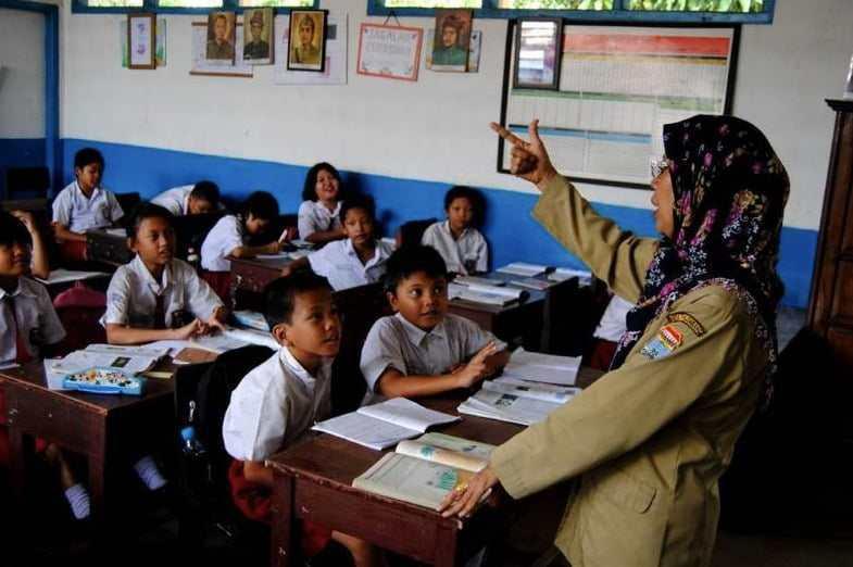 Peran Guru Dalam Pendidikan Pembelajaran