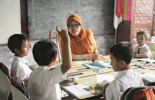tanggung jawab guru