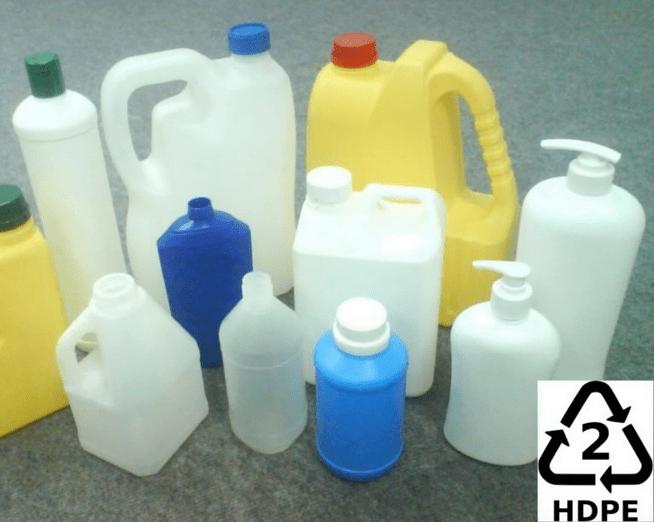 High Density Polyethylene (HDPE)