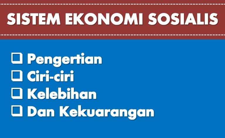 ekonomi sosialis
