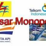 pengertian pasar monopoli