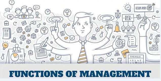 fungsi utama manajemen