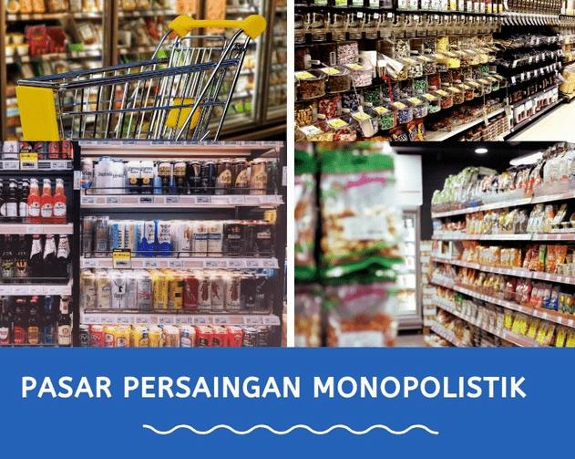Pasar Persiangan Monopolistik