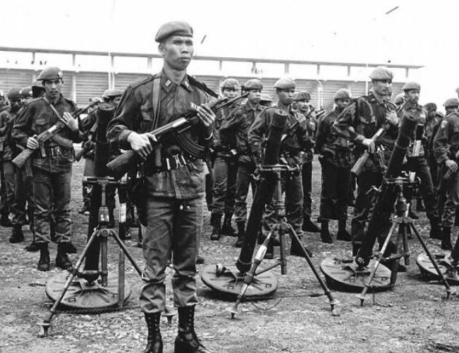 Menguatkan Peran Militer