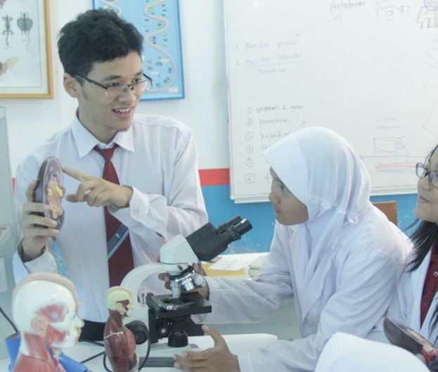 Contoh Program Kerja Laboratorium IPA