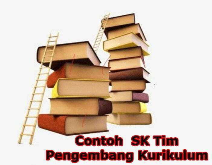 Contoh SK Tim Pengembang Kurikulum copy