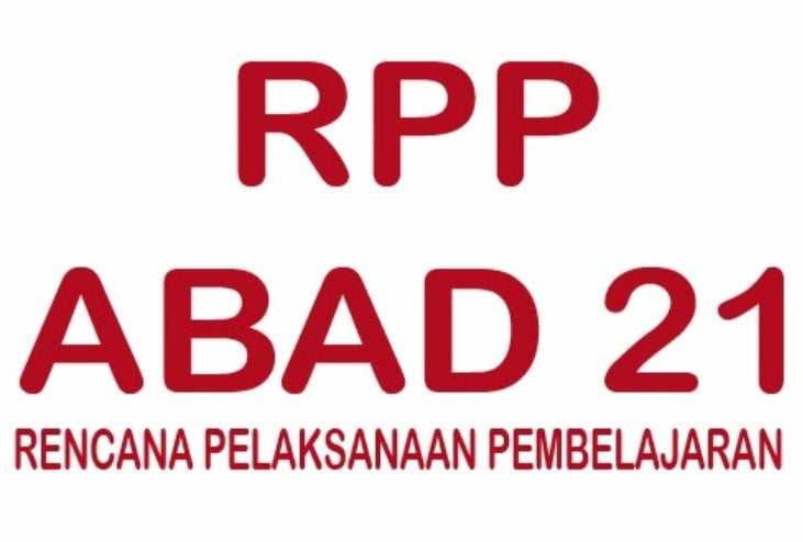 Download Contoh RPP Abad 21 SD, SMP, SMA, SMK