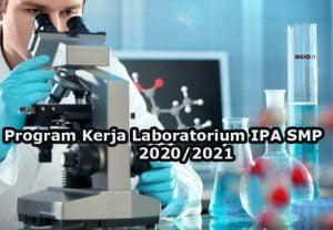 Program Kerja Laboratorium IPA SMP 2020/2021 DOC-PDF
