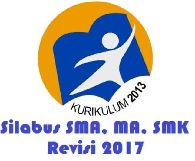 Silabus SMA-SMK Kurikulum 2013 Revisi 2017
