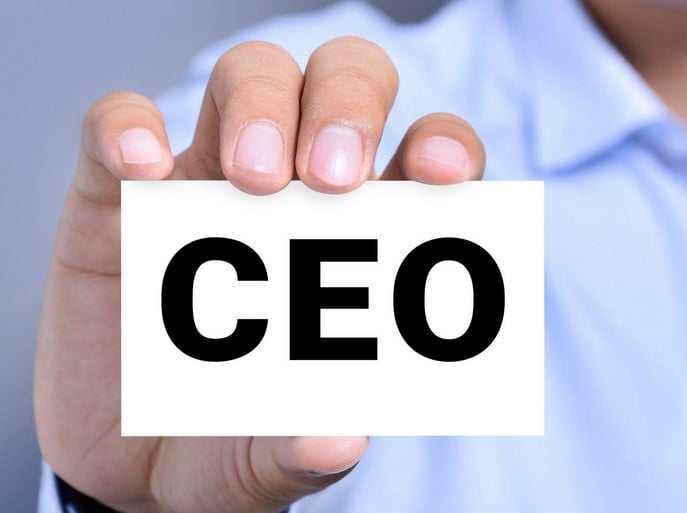 CEO Atau Chief Executive Officer