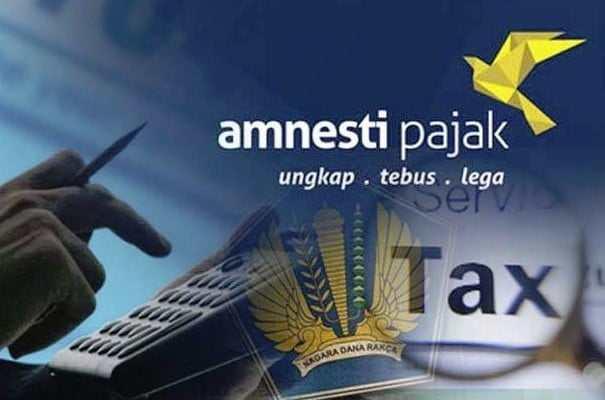 tax amnesty adalah