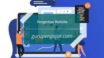 Pengertian Web / Website Menurut Para Ahli